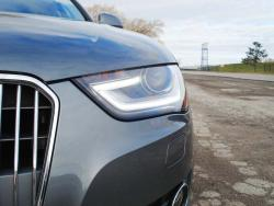 ­Test Drive: 2013 Audi A4 Allroad car test drives luxury cars audi