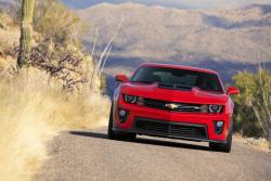 Quick Spin: 2013 Chevrolet Camaro ZL1 car test drives chevrolet