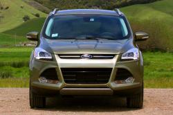 Test Drive: 2013 Ford Escape Titanium  car test drives ford