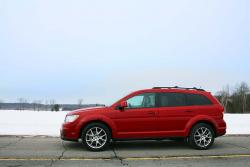 Test Drive: 2013 Dodge Journey R/T Rallye AWD reviews dodge car test drives