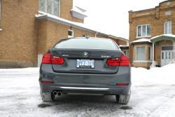Day by Day Review: 2013 BMW 328i xDrive car test drives daily car reviews bmw