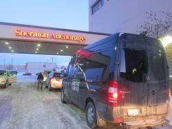 Mercedes-Benz Sprinter Arctic Drive, Part II