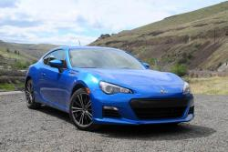 First Drive: 2013 Subaru BRZ first drives