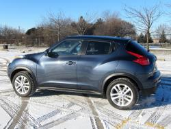 Test Drive: 2013 Nissan Juke SL AWD car test drives nissan