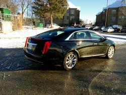Test Drive: 2013 Cadillac XTS Premium Collection AWD car test drives reviews luxury cars cadillac