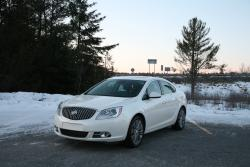 Day by Day Review: 2013 Buick Verano Turbo buick