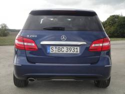 First Drive: 2013 Mercedes Benz B Class reviews luxury cars mercedes benz first drives