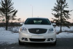 Day by Day Review: 2013 Buick Verano Turbo car test drives daily car reviews buick