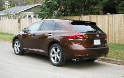 Quick Spin: 2013 Toyota Venza Touring AWD toyota car test drives
