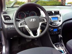 Test Drive: 2013 Hyundai Accent GLS Hatchback car test drives hyundai