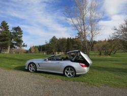First Drive: 2013 Mercedes Benz SL 550 first drives