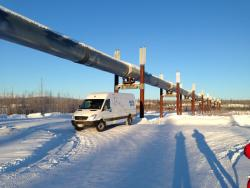 Mercedes-Benz Sprinter Artic Drive; Part 3
