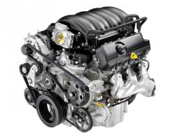 Chevrolet Silverado and GMC Sierra Engine Lineup