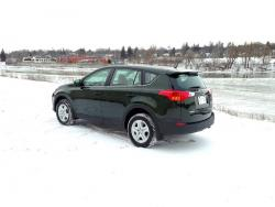 First Drive: 2013 Toyota RAV4 toyota reviews first drives