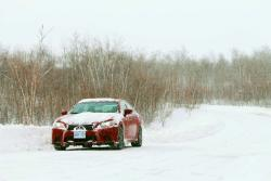 Northern Exposure: Lexus GS 350 F Sport vs Icepocalypse lexus