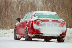Northern Exposure: Lexus GS 350 F Sport vs 'Icepocalypse' luxury cars lexus winter driving car test drives