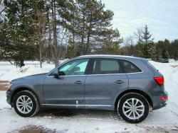 Test Drive: 2013 Audi Q5 2.0T car test drives reviews luxury cars audi