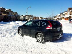 Long Term Test Update 1: 2013 Honda CR V LX AWD honda