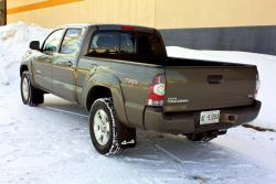 Test Drive: 2013 Toyota Tacoma 4x4 DoubleCab V6 trucks toyota car test drives reviews