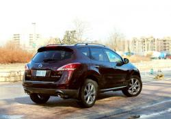 Test Drive: 2013 Nissan Murano LE Platinum car test drives reviews nissan