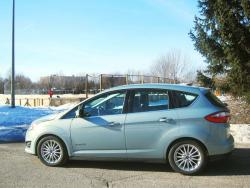 Test Drive: 2013 Ford C Max Hybrid SEL car test drives hybrids ford