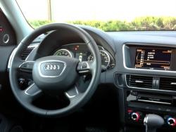 Test Drive: 2013 Audi Q5 Hybrid car test drives luxury cars audi