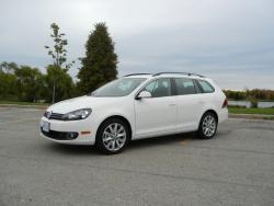 Long Term Test Update 1: 2013 Volkswagen Golf Wagon TDI Diesel green scene