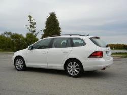 2013 Volkswagen Golf Wagon TDI