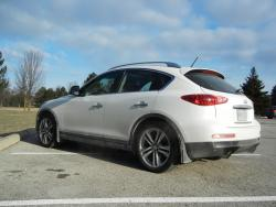 Comparison Test: Compact Luxury Crossover SUVs acura