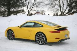 Day by Day Review: 2013 Porsche 911 Carrera 4S daily car reviews
