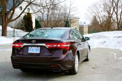 Test Drive: 2013 Toyota Avalon Limited car test drives