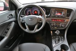 Test Drive: 2013 Kia Optima EX Turbo reviews kia car test drives