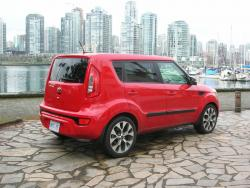 Test Drive: 2013 Kia Soul 4u Luxury kia