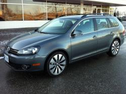 2013 Volkswagen Golf Wagon*