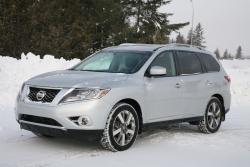 Day by Day Review: 2013 Nissan Pathfinder Platinum car test drives nissan daily car reviews