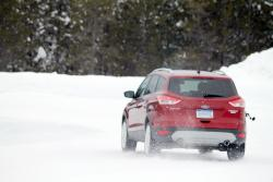 Ford AWD and Stability Control