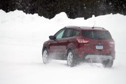 Northern Exposure: Ford's AWD and Stability Control in Winter Driving winter driving ford auto tech
