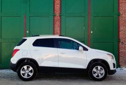 Test Drive: 2013 Chevrolet Trax car test drives chevrolet