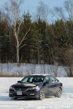 Northern Exposure: 2013 Honda Accord Sport honda