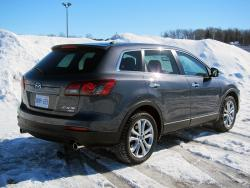 Test Drive: 2013 Mazda CX 9 GT AWD car test drives reviews mazda