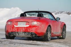 Northern Exposure: Mazda MX 5 Winter Driving Notes mazda