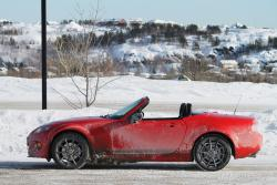 Northern Exposure: Mazda MX 5 Winter Driving Notes winter driving videos car test drives mazda