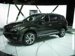 Preview: 2013 Infiniti JX reviews car previews luxury cars infiniti