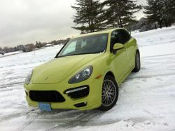 Test Drive: 2013 Porsche Cayenne GTS car test drives porsche luxury cars