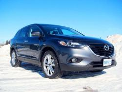 Downtown Toronto and Niagara, in a 2013 Mazda CX-9