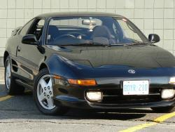 1993 Toyota MR2 GTS