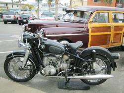 Classic Vehicles on Orange Avenue