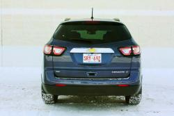 2013 Chevy Traverse AWD 2LT