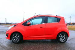 2013 Chevrolet Spark 2LT Automatic