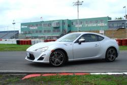 First Drive: 2013 Scion FR S first drives